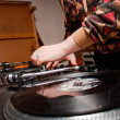 mixage DJ — Photo