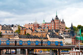 Stockholm. Sweden — Stock Photo