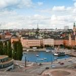 Stockholm. Sweden — Stock Photo