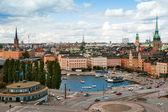 Stockholm. zweden — Stockfoto