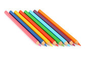 Color pencils — Foto Stock