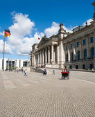 Berlin Reichstag. Germany — Stock Photo
