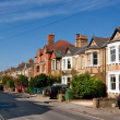 English houses — Stock Photo #2229319