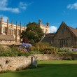Stock Photo: War Memorial Garden. Oxford, England