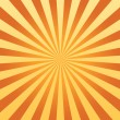 Sun Rays background — Stock Photo