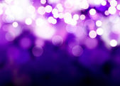 Rozmazané světla — Stock fotografie