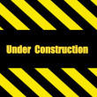 Unique Render of Under Construction Sign — Stock Photo #1722655