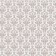 Seamless Damask wallpaper — Vecteur #2006635