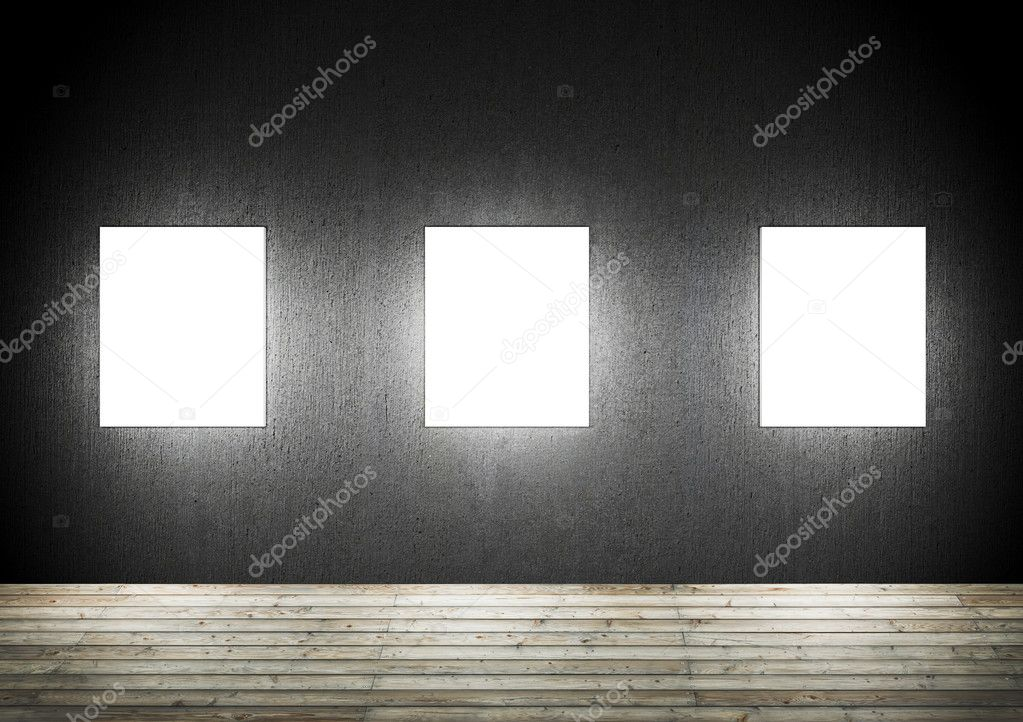 Empty room — Stock Photo #2129691