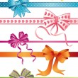 Bows — Stock Vector #2009979