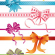 Bows - Stock Vector