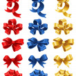 Bows — Vector de stock