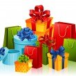 Gifts — Vector de stock  #2010332