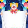 clown — Stockvector  #2010580