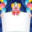 Clown — Stock Vector #2010580