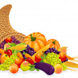 Royalty-Free Stock  : Cornucopia
