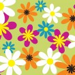 Floral background — Stock Vector #2011428