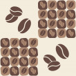 Coffee bean — Stock Vector