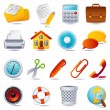 Royalty-Free Stock Vektorgrafik: Office icon