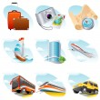 Royalty-Free Stock Vektorgrafik: Travel icon