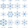 Snowflakes — Stock Vector #2014926
