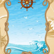 Sailing background - 