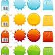 Royalty-Free Stock Vector Image: Label
