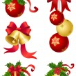 Christmas ornament - Imagens vectoriais em stock