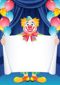 Payaso — Vector de stock