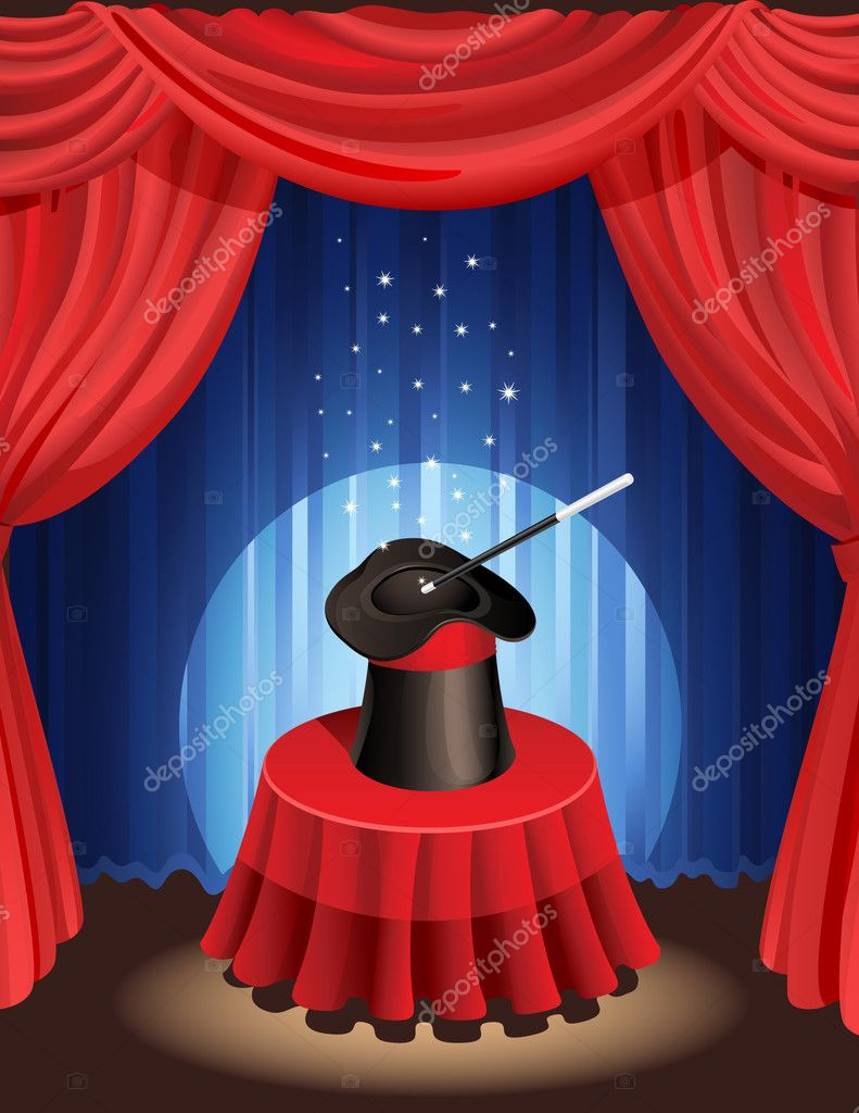 Displaying 17> Images For - Magic Show Hat...