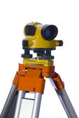 Geodesy level — Stockfoto