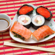 Stock Photo: Sushi dish