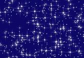 星星纹理 — 图库照片