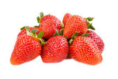 Sweet red fresh strawberry — Stock Photo