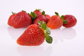Sweet red fresh strawberry 1 — Stock Photo