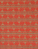 Old textile background — Stock Photo