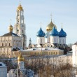 The Holy Trinity-St. Sergius Lavra - Stock Photo
