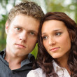 Man and woman — Stock Photo #1617835