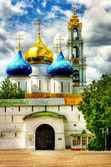 Orthodoxe tempel — Stockfoto