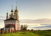 Orthodox temple — Photo
