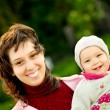 Mother and daughter — Stock Photo #2588101
