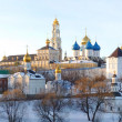 The Holy Trinity-St. Sergius Lavra — Stock Photo #2588782
