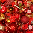 Stock Photo: Decoration For Christmas Tree
