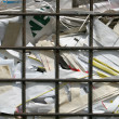 Stock Photo: Paper Recycling