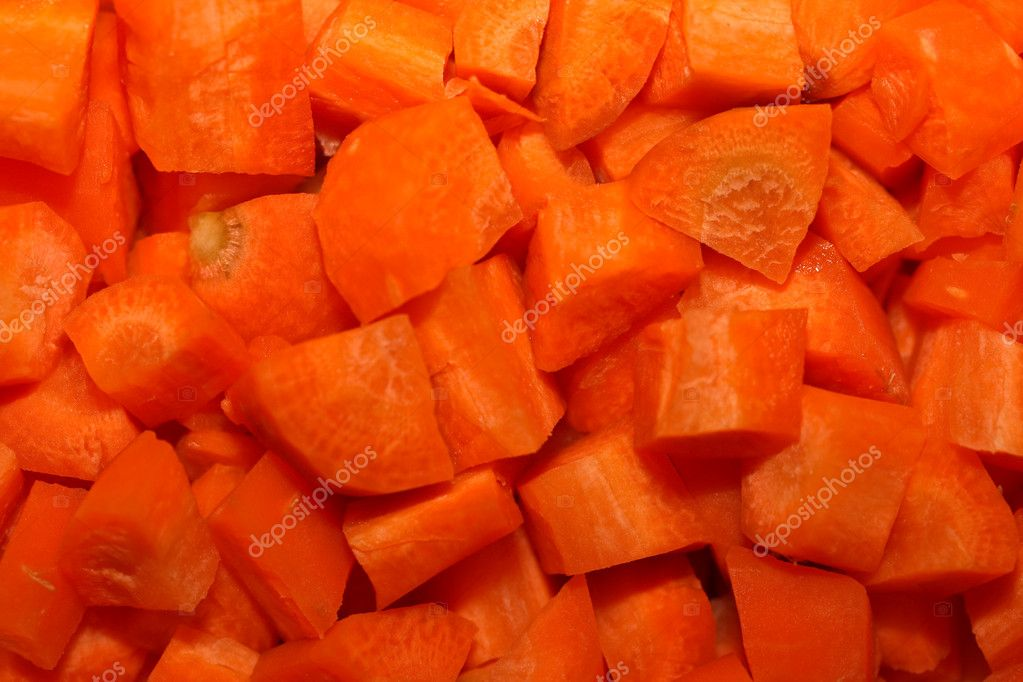 chopped carrots - photo #30