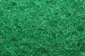 Green Scouring Fleece — Stock Photo