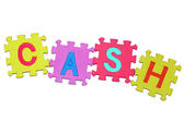 CASH — Stock Photo