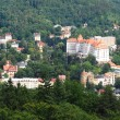 Karlovy Vary view - Stock Photo