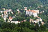 Karlovy Vary view — Stock Photo