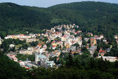 Carlsbad (Karlovy Vary) — Stock Photo